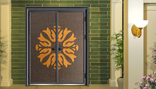 What factors affect the price of copper and aluminum doors?